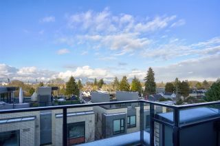 """Photo 4: 1 593 W KING EDWARD Avenue in Vancouver: Cambie Townhouse for sale in """"KING EDWARD GREEN"""" (Vancouver West)  : MLS®# R2539639"""
