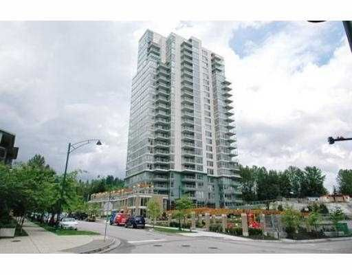 "Main Photo: 1005 290 NEWPORT DR in Port Moody: Port Moody Centre Condo for sale in ""THE SENTINEL"" : MLS®# V596193"
