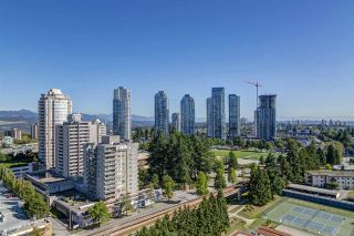 """Photo 23: 2209 6658 DOW Avenue in Burnaby: Metrotown Condo for sale in """"Moda by Polygon"""" (Burnaby South)  : MLS®# R2503244"""