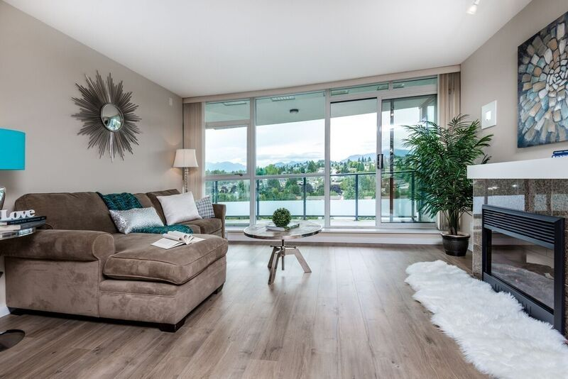 Main Photo: 1101 5611 GORING STREET in Burnaby: Central BN Condo for sale (Burnaby North)  : MLS®# R2186866