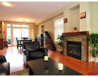 Photo 4: 19 15237 36 Ave in Rosemary Walk: Home for sale : MLS®# f2719017