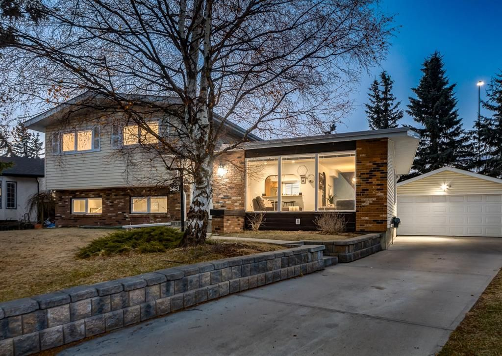 Main Photo: 563 Woodpark Crescent SW in Calgary: Woodlands Detached for sale : MLS®# A1095098