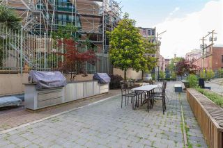 """Photo 26: 219 55 E CORDOVA Street in Vancouver: Downtown VE Condo for sale in """"KORET LOFTS"""" (Vancouver East)  : MLS®# R2560777"""