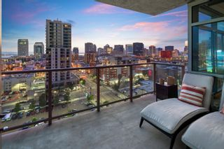 Photo 5: DOWNTOWN Condo for sale : 2 bedrooms : 800 The Mark #1409 in San Diego