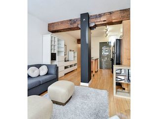 """Photo 8: 304 1072 HAMILTON Street in Vancouver: Yaletown Condo for sale in """"CRANDALL BUILDING"""" (Vancouver West)  : MLS®# V1064027"""