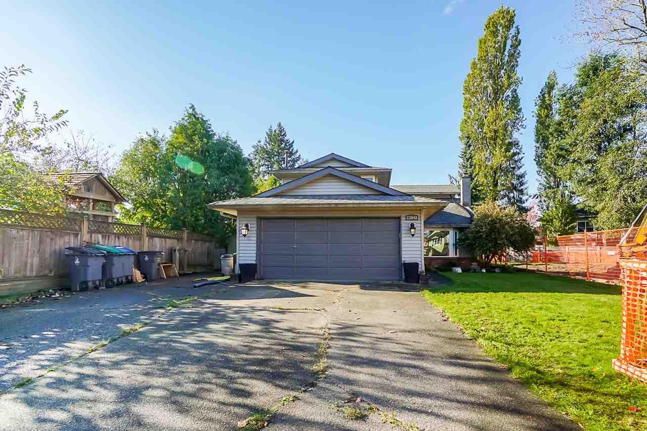 "Main Photo: 13040 62B Avenue in Surrey: Panorama Ridge House for sale in ""Panorama Park"" : MLS®# R2512793"