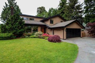 Main Photo: 1235 BARLYNN Crescent in North Vancouver: Lynn Valley House for sale : MLS®# R2270434