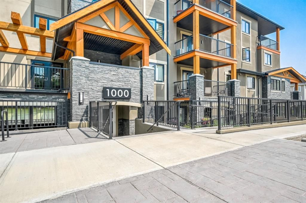 Main Photo: 1407 402 Kincora Glen Road NW in Calgary: Kincora Apartment for sale : MLS®# A1110419