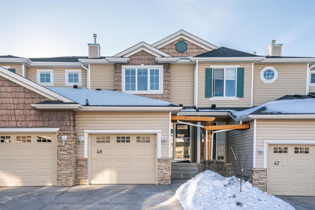Main Photo: 49 Royal Birch Mount NW in Calgary: Royal Oak Row/Townhouse for sale : MLS®# A1058936