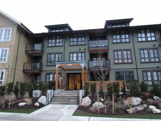 """Photo 1: # A206 23285 BILLY BROWN RD in Langley: Fort Langley Condo for sale in """"The Village at Bedford Landing"""" : MLS®# F1304363"""
