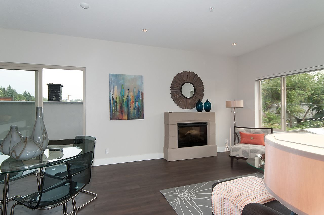 """Photo 10: Photos: 205 1273 MARINE Drive in North Vancouver: Norgate Condo for sale in """"THE IVY"""" : MLS®# R2116116"""