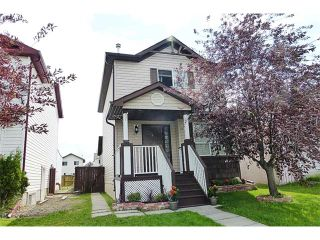 Photo 1: 56 MARTIN CROSSING Crescent NE in Calgary: Martindale House for sale : MLS®# C4019919