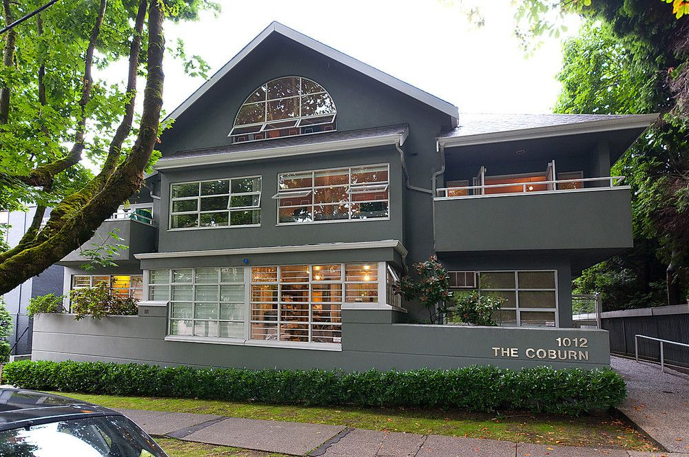 Main Photo: 102 1012 Balfour Street in The Coburn: Shaughnessy Home for sale ()