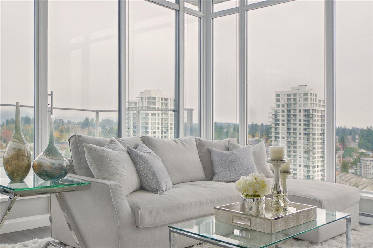 Main Photo: 2607 520 COMO LAKE Avenue in Coquitlam: Coquitlam West Condo for sale : MLS®# R2219997