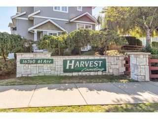 Photo 37: 5 16760 61 AVENUE in Surrey: Cloverdale BC Townhouse for sale (Cloverdale)  : MLS®# R2614988