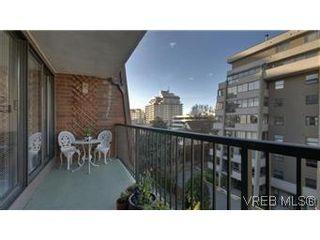 Photo 3: 606 777 Blanshard St in VICTORIA: Vi Downtown Condo for sale (Victoria)  : MLS®# 600007