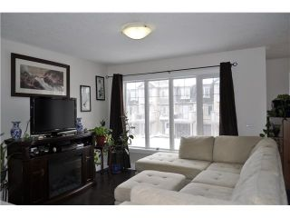 Photo 6: 118 WINDSTONE Crescent SW: Airdrie Townhouse for sale : MLS®# C3590682