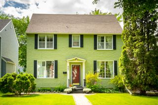 Photo 1: 443 Waterloo Street in Winnipeg: River Heights House for sale (1C)  : MLS®# 202014408