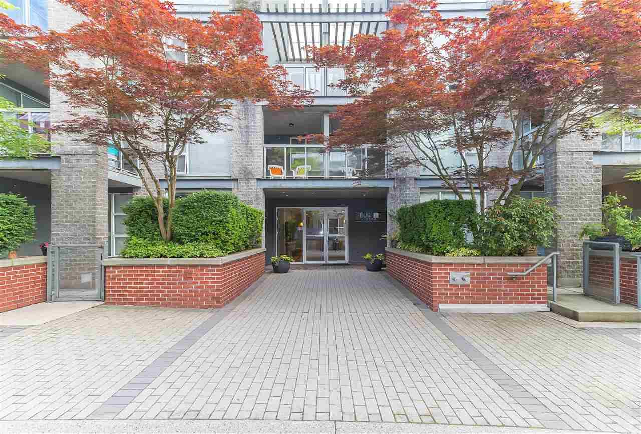 "Main Photo: 309 2288 MARSTRAND Avenue in Vancouver: Kitsilano Condo for sale in ""The Duo"" (Vancouver West)  : MLS®# R2280094"