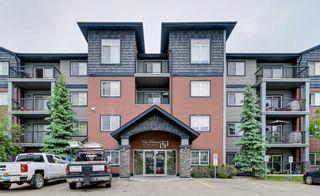 Photo 1: 217 646 MCALLISTER Loop in Edmonton: Zone 55 Condo for sale : MLS®# E4249189