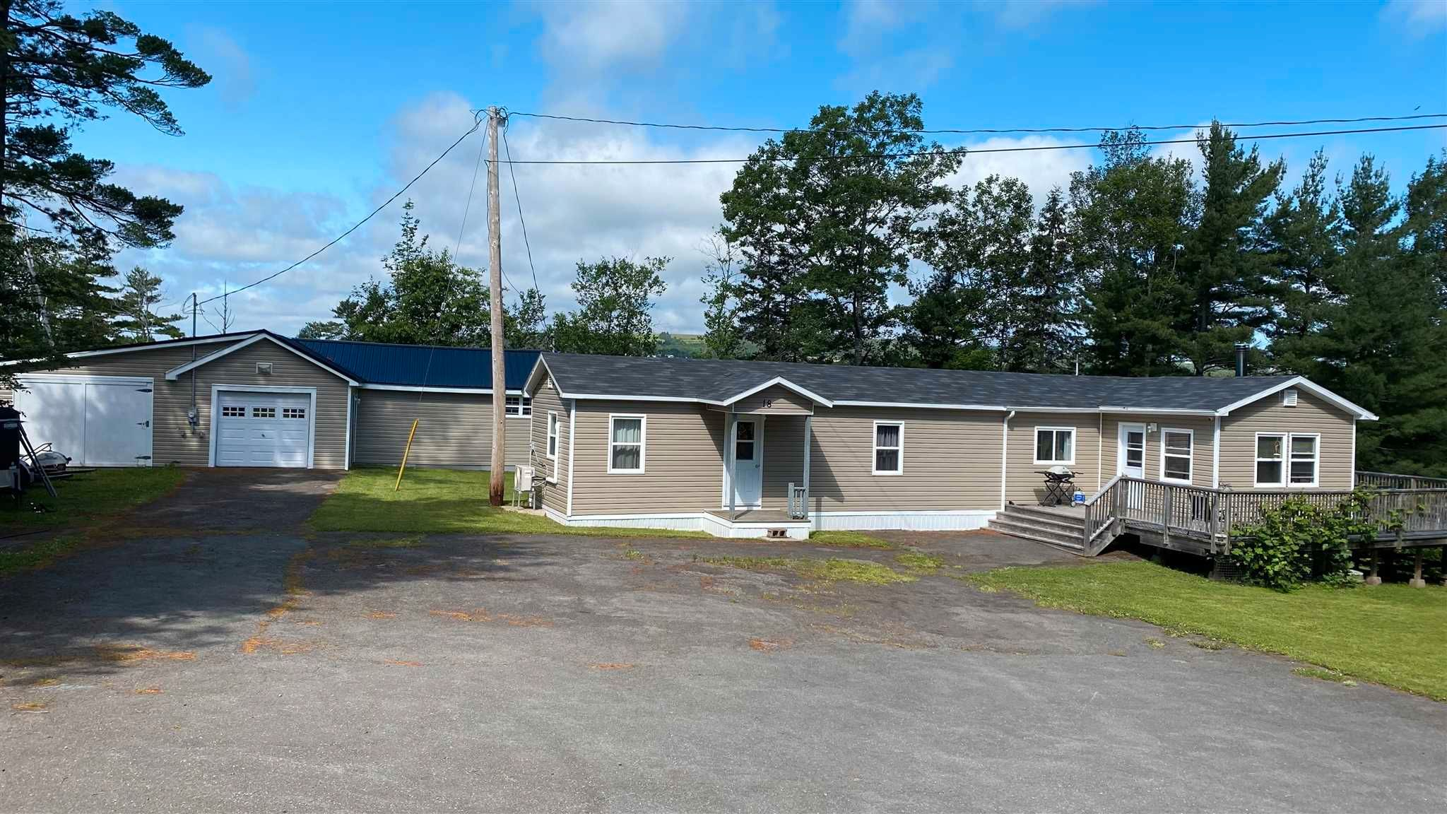 Main Photo: 1 Old School Lane in Alma: 108-Rural Pictou County Residential for sale (Northern Region)  : MLS®# 202117525