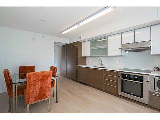 Photo 3: # 509 1635 W 3RD AV in Vancouver: False Creek Condo for sale (Vancouver West)  : MLS®# V1026731