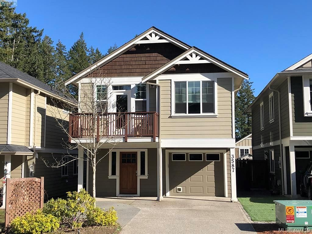 Main Photo: 3587 Vitality Rd in VICTORIA: La Happy Valley House for sale (Langford)  : MLS®# 808798