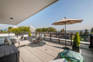 """Photo 4: 403 26 E ROYAL Avenue in New Westminster: Fraserview NW Condo for sale in """"The Royal"""" : MLS®# R2517695"""
