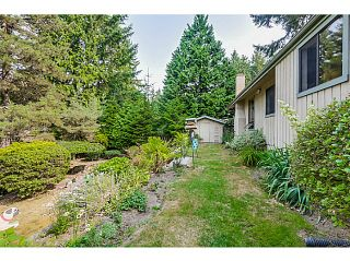 Photo 18: 6779 CARNCROSS Crescent in Delta: Sunshine Hills Woods House for sale (N. Delta)  : MLS®# F1446998