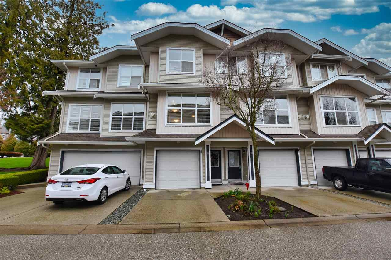 "Main Photo: 99 20460 66 Avenue in Langley: Murrayville Townhouse for sale in ""WILLOW EDGE"" : MLS®# R2460627"