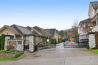"Photo 20: 18 1506 EAGLE MOUNTAIN Drive in Coquitlam: Westwood Plateau Townhouse for sale in ""RIVER ROCK"" : MLS®# R2017127"