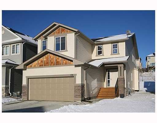 Main Photo: 136 Sunset Close in Cochrane: Residential Detached Single Family for sale : MLS®# C3403763
