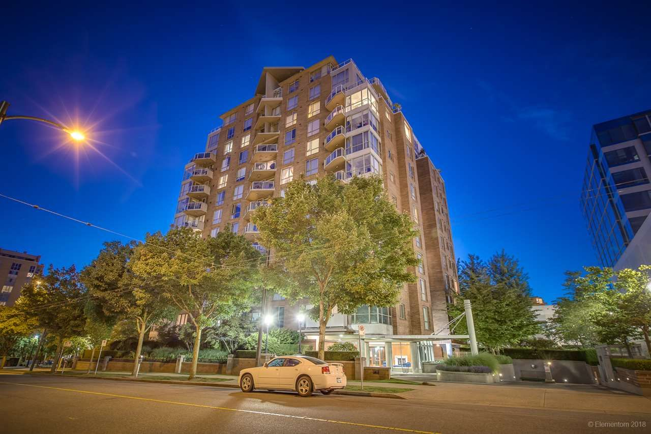 Main Photo: 801 1575 W 10TH Avenue in Vancouver: Fairview VW Condo for sale (Vancouver West)  : MLS®# R2288844