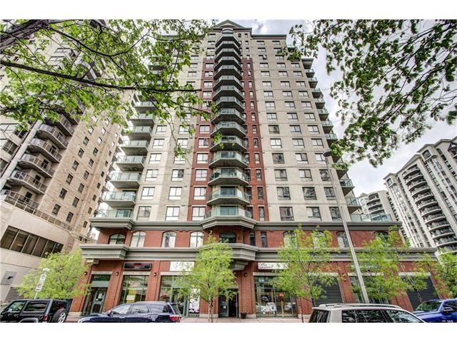 Main Photo: 811 1111 6 Avenue SW in Calgary: Downtown West End Condo for sale : MLS®# C4077074