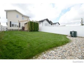 Photo 47: 4334 MEADOWSWEET Lane in Regina: Single Family Dwelling for sale (Regina Area 01)  : MLS®# 584657