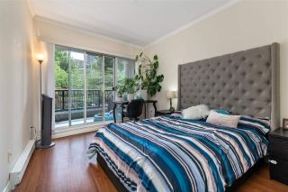 "Photo 11: 219 1185 PACIFIC Street in Coquitlam: North Coquitlam Condo for sale in ""CENTREVILLE"" : MLS®# R2474160"