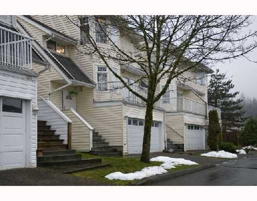 Main Photo: 303 1180 FALCON Drive in Coquitlam: Eagle Ridge CQ Townhouse for sale : MLS®# V688652