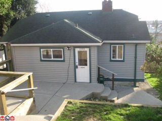 """Photo 1: 33453 1ST Avenue in Mission: Mission BC House for sale in """"MISSION"""" : MLS®# F1202889"""