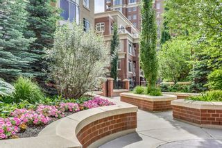 Photo 43: 308 600 PRINCETON Way SW in Calgary: Eau Claire Apartment for sale : MLS®# A1032382