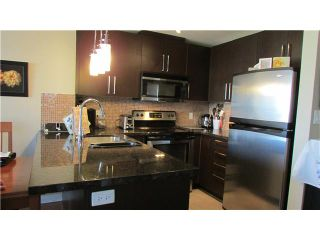"""Photo 5: 1205 888 CARNARVON Street in New Westminster: Downtown NW Condo for sale in """"MARINA AT PLAZA 88"""" : MLS®# V1064636"""