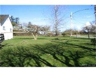 Photo 3:  in VICTORIA: SW Portage Inlet Land for sale (Saanich West)  : MLS®# 422932