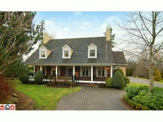 """Photo 1: 16425 26TH AV in Surrey: Grandview Surrey House for sale in """"KENSINGTON HEIGHTS"""" (South Surrey White Rock)  : MLS®# F1109700"""