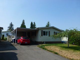 """Photo 1: 138 3665 244 Street in Langley: Otter District Manufactured Home for sale in """"LANGLEY GROVE ESTATES"""" : MLS®# R2306530"""