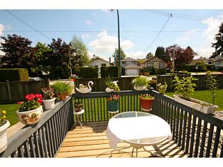 """Photo 6: 10 1336 PITT RIVER Road in Port Coquitlam: Citadel PQ Townhouse for sale in """"WILLOW GLEN"""" : MLS®# V1107161"""