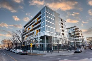 Main Photo: 709 235 9A Street NW in Calgary: Sunnyside Apartment for sale : MLS®# A1089994