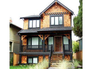 Photo 1: 857 DURWARD Avenue in Vancouver: Fraser VE House for sale (Vancouver East)  : MLS®# V970127