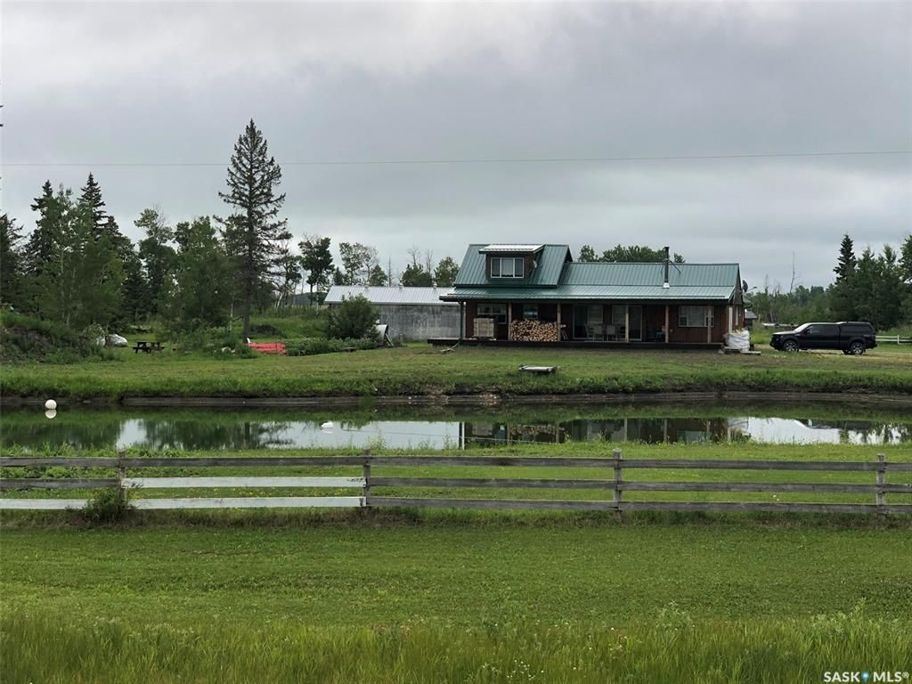 Main Photo: South 10 minutes in Hudson Bay: Residential for sale (Hudson Bay Rm No. 394)  : MLS®# SK818519