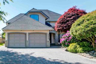 """Photo 1: 14870 24A Avenue in Surrey: Sunnyside Park Surrey House for sale in """"SHERBROOKE ESTATES"""" (South Surrey White Rock)  : MLS®# R2584597"""