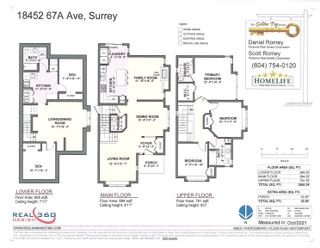 """Photo 35: 18452 67A Avenue in Surrey: Cloverdale BC House for sale in """"Clover Valley Station"""" (Cloverdale)  : MLS®# R2625017"""