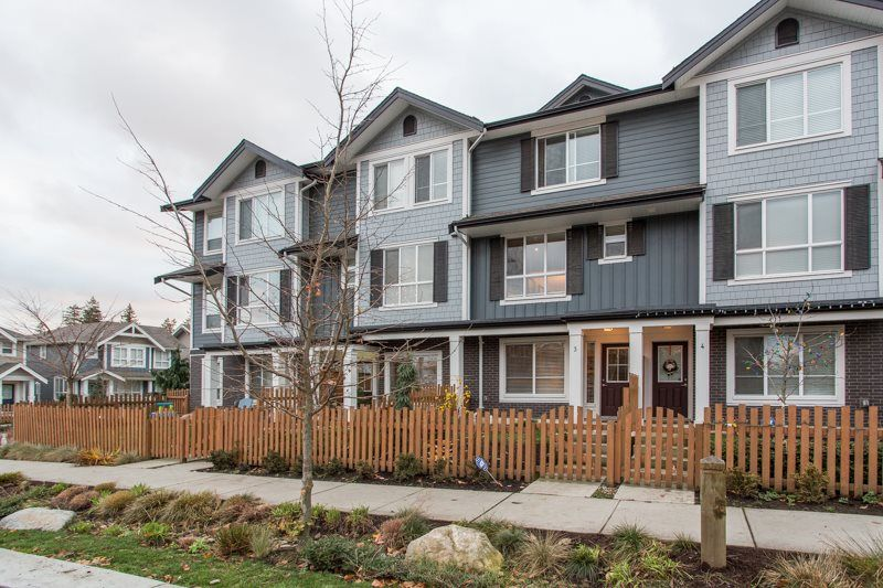 Main Photo: 3 7157 210 Street in Langley: Willoughby Heights Townhouse for sale in "